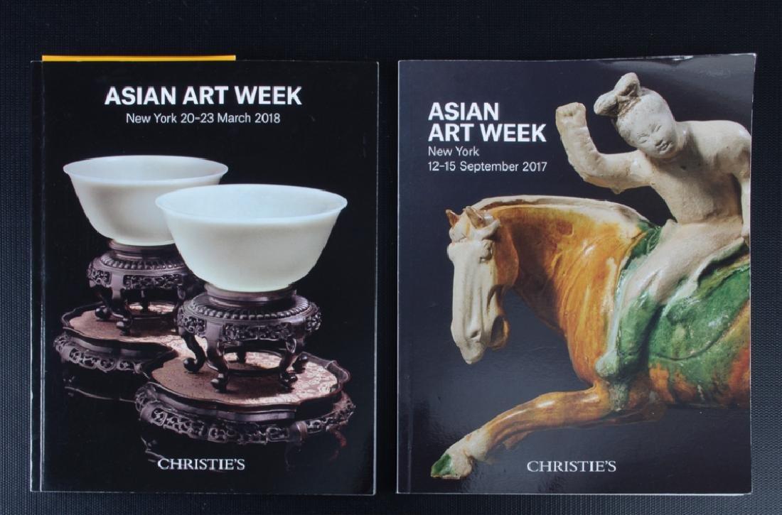 Christie's Auction Catalog Collection - 3