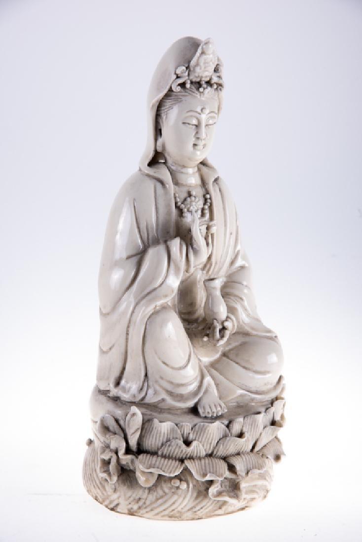 Chinese Porcelain Quan Yin