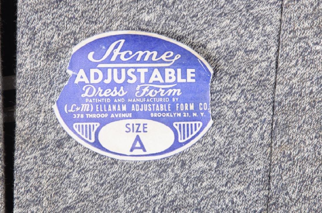 Acme Adjustable Dress Form - 4