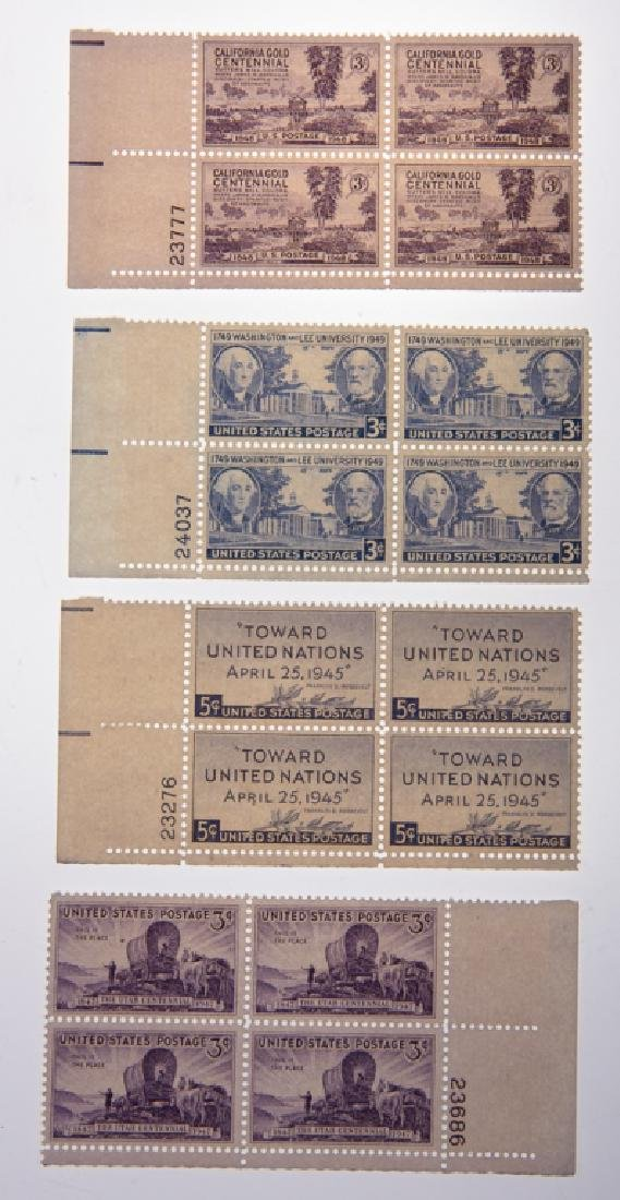 U.S & Foreign Stamps - 3