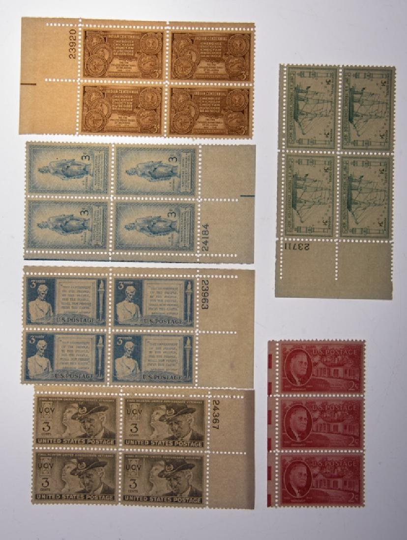 U.S & Foreign Stamps - 4