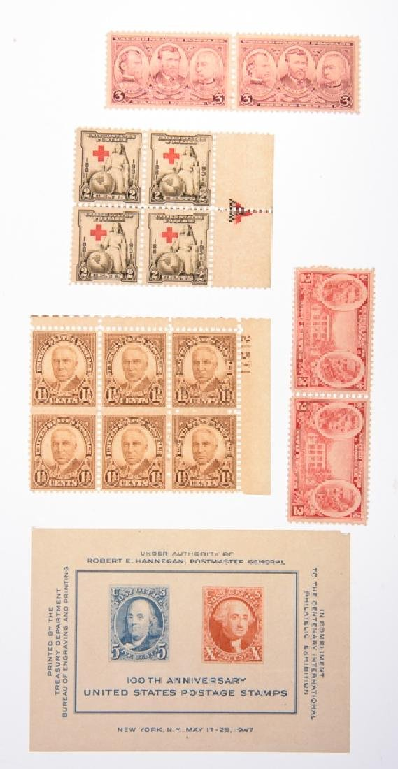 U.S & Foreign Stamps - 5