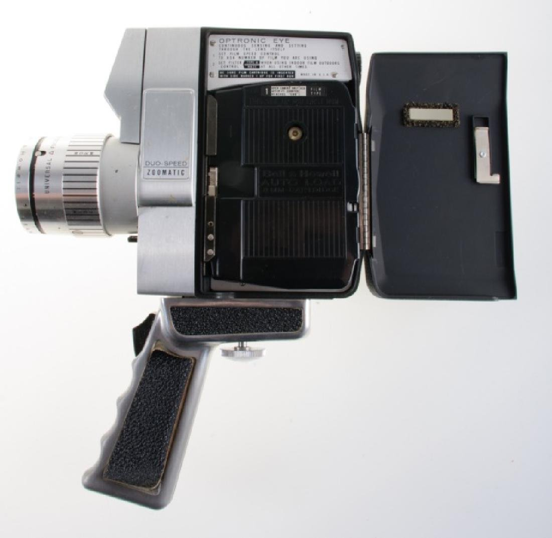 Bell & Howell Movie Camera and Minox B Camera - 2