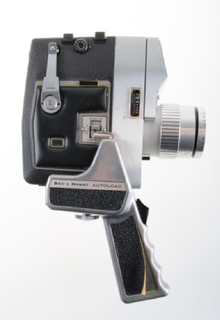 Bell & Howell Movie Camera and Minox B Camera - 4
