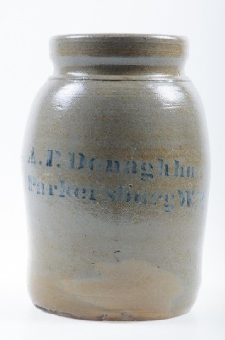 A.P. Donaghho Stoneware Crock - 2