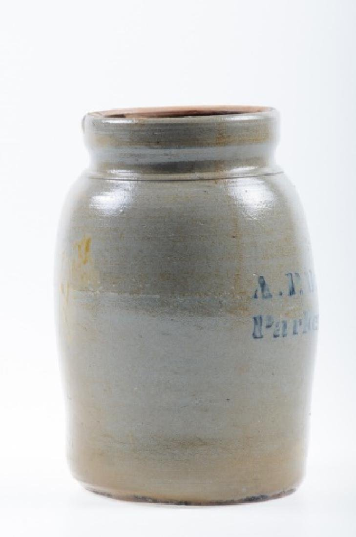 A.P. Donaghho Stoneware Crock - 5