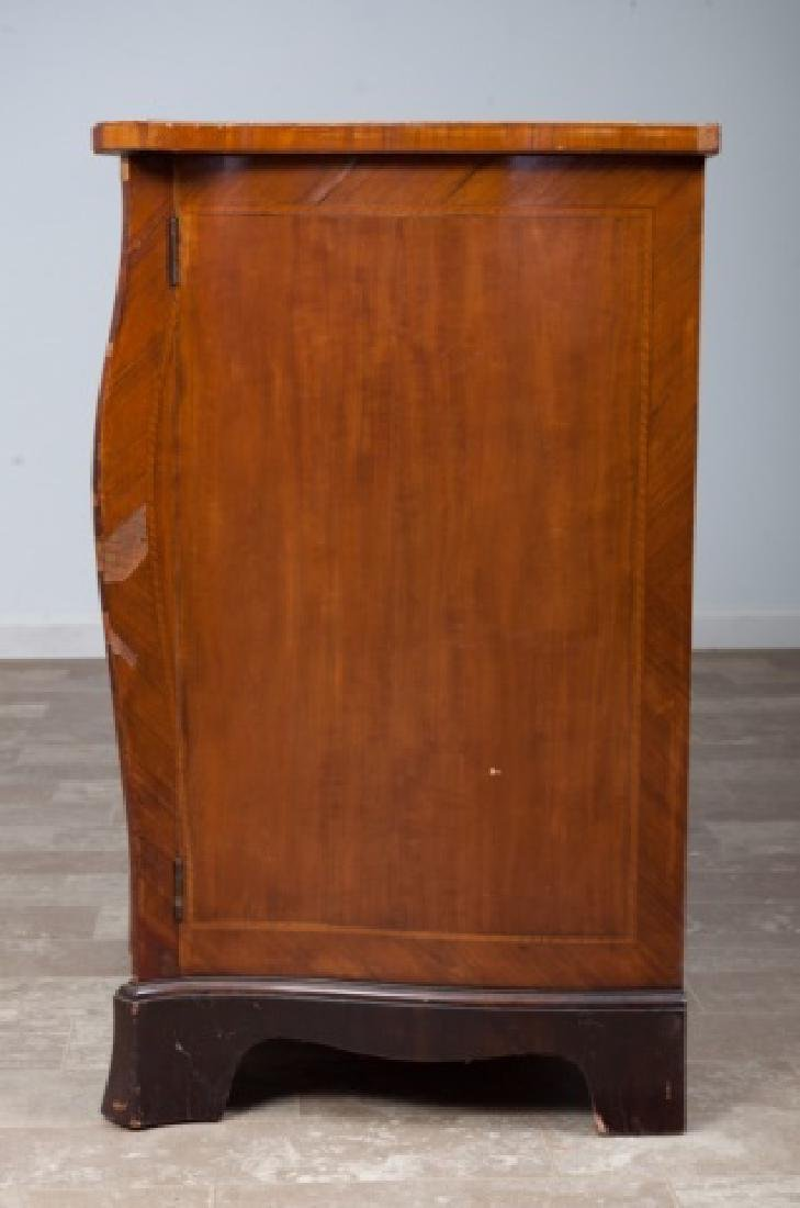 Italian Marquetry Chest of Drawers - 5