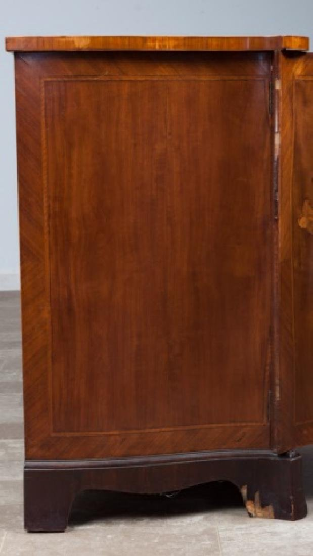 Italian Marquetry Chest of Drawers - 7
