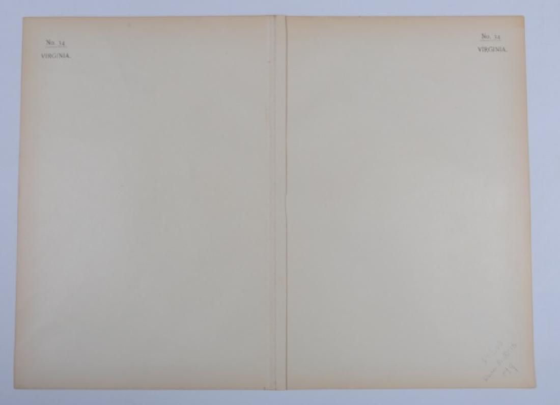 Maps From The Century Atlas Virginia, 1897 - 3