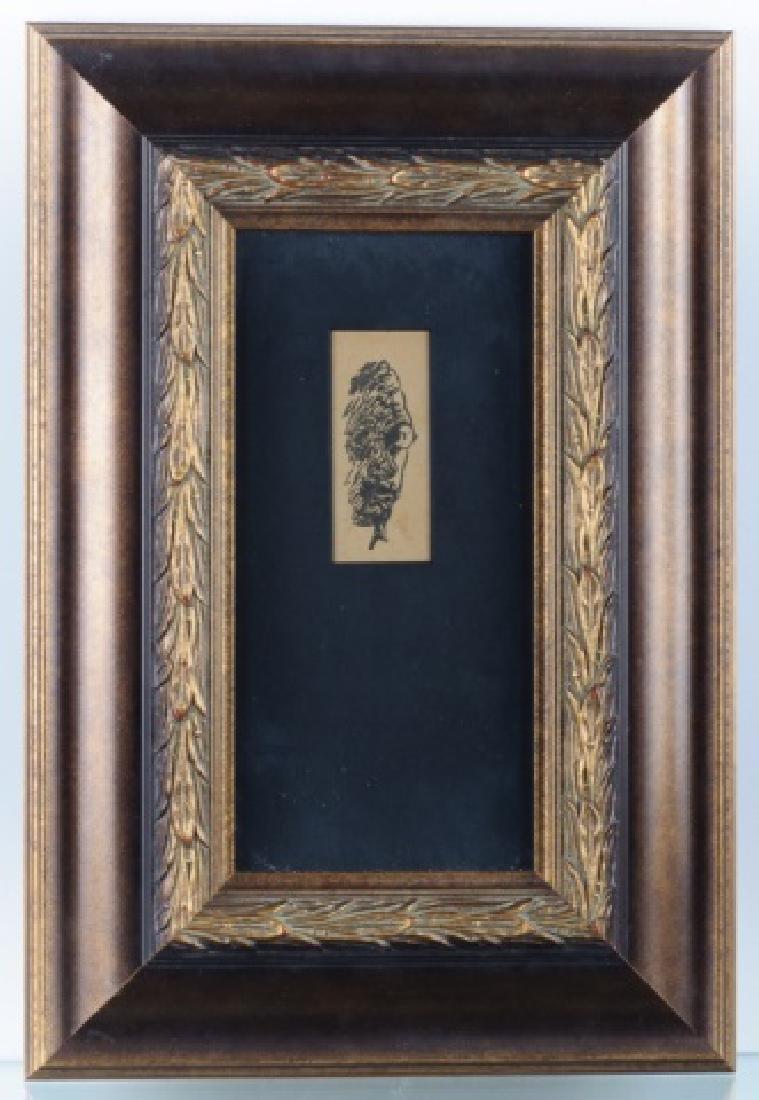 Manner of Pierre Bonnard Self Portrait