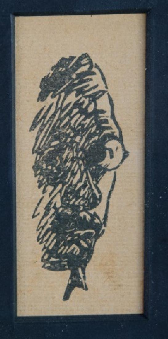 Manner of Pierre Bonnard Self Portrait - 2