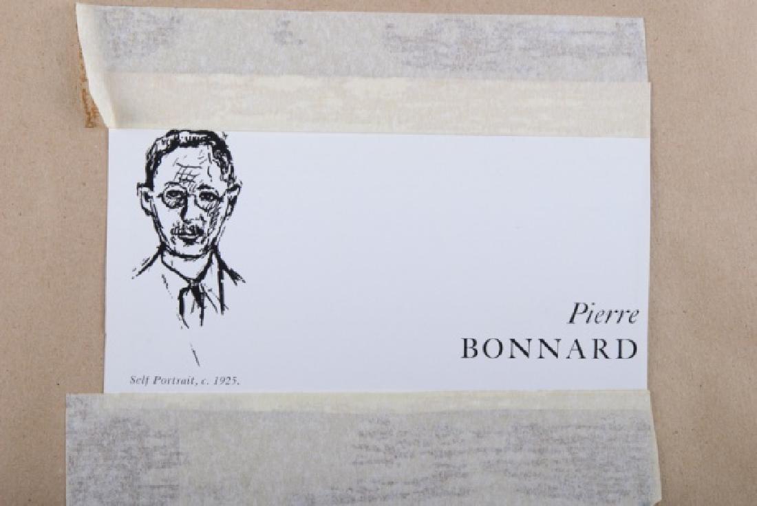 Manner of Pierre Bonnard Self Portrait - 3