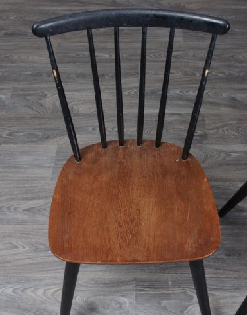 Farstrup Danish Side Chairs Pair - 4