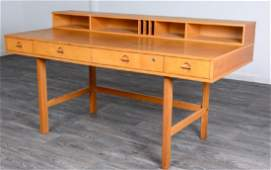 Peter Lovig Nielsen Dansk Design Teakwood Desk