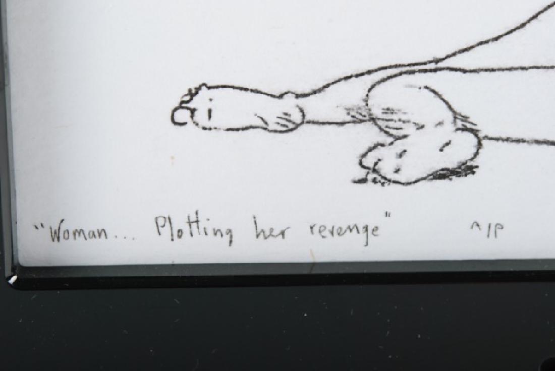 "F. L. Campello ""Woman...Plotting Her Revenge"" AP - 3"
