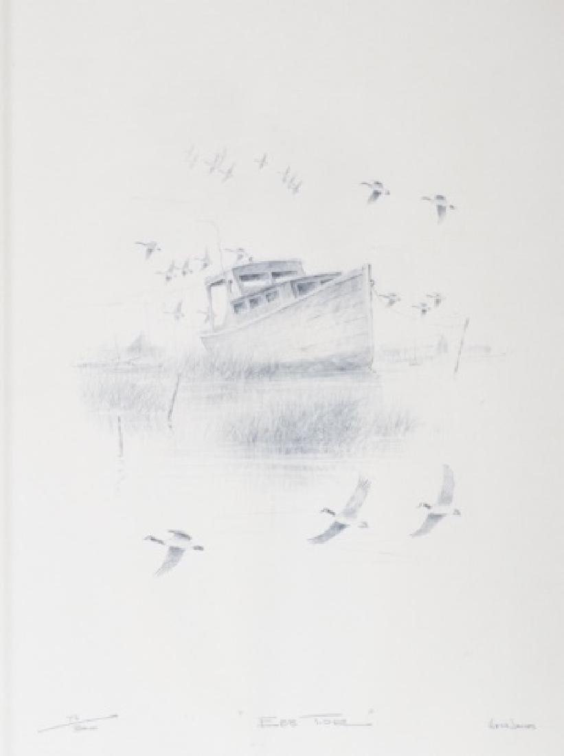 Herb Jones Signed & Numbered Prints Trio - 4