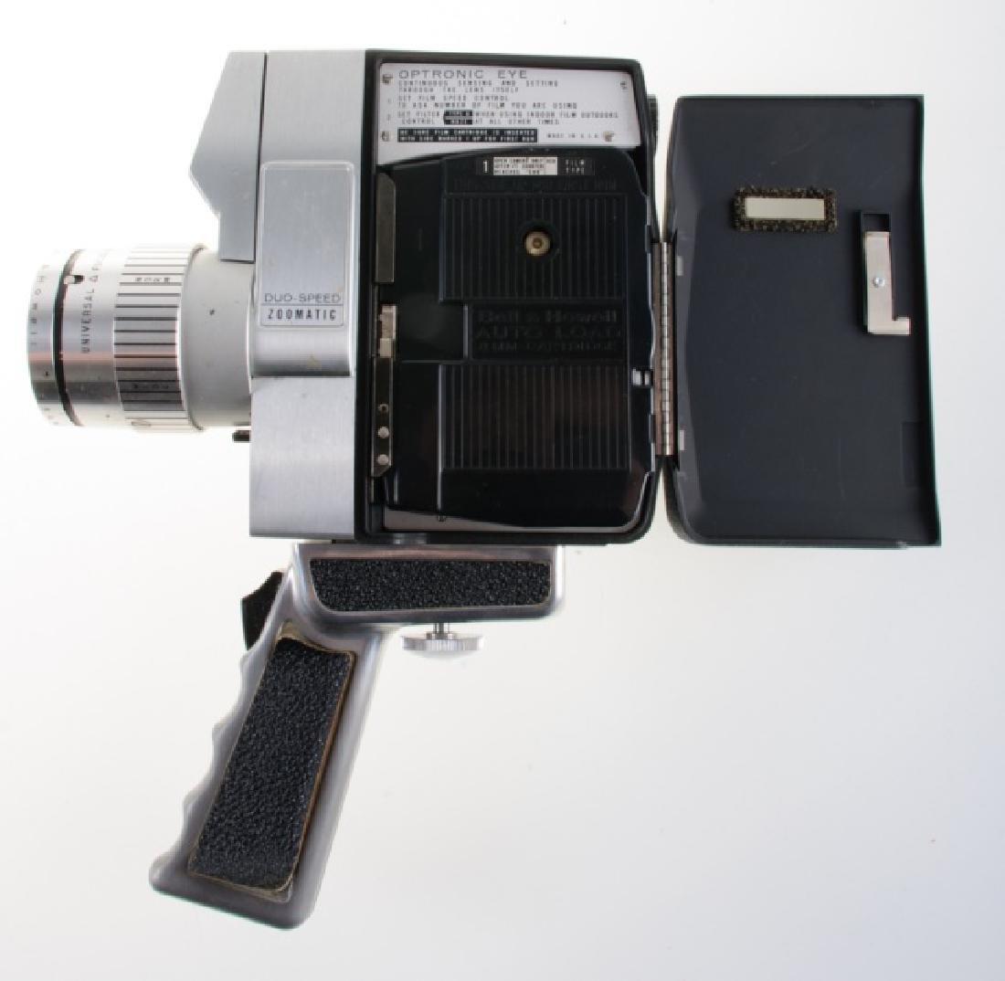 Bell & Howell Autoload 8mm Camera & Minox B Camera - 2