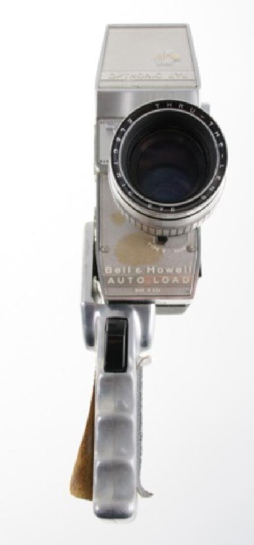 Bell & Howell Autoload 8mm Camera & Minox B Camera - 3