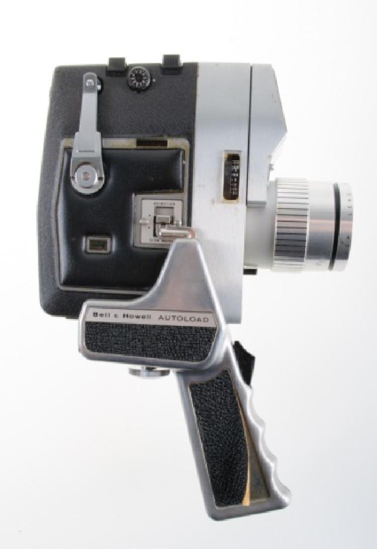 Bell & Howell Autoload 8mm Camera & Minox B Camera - 4