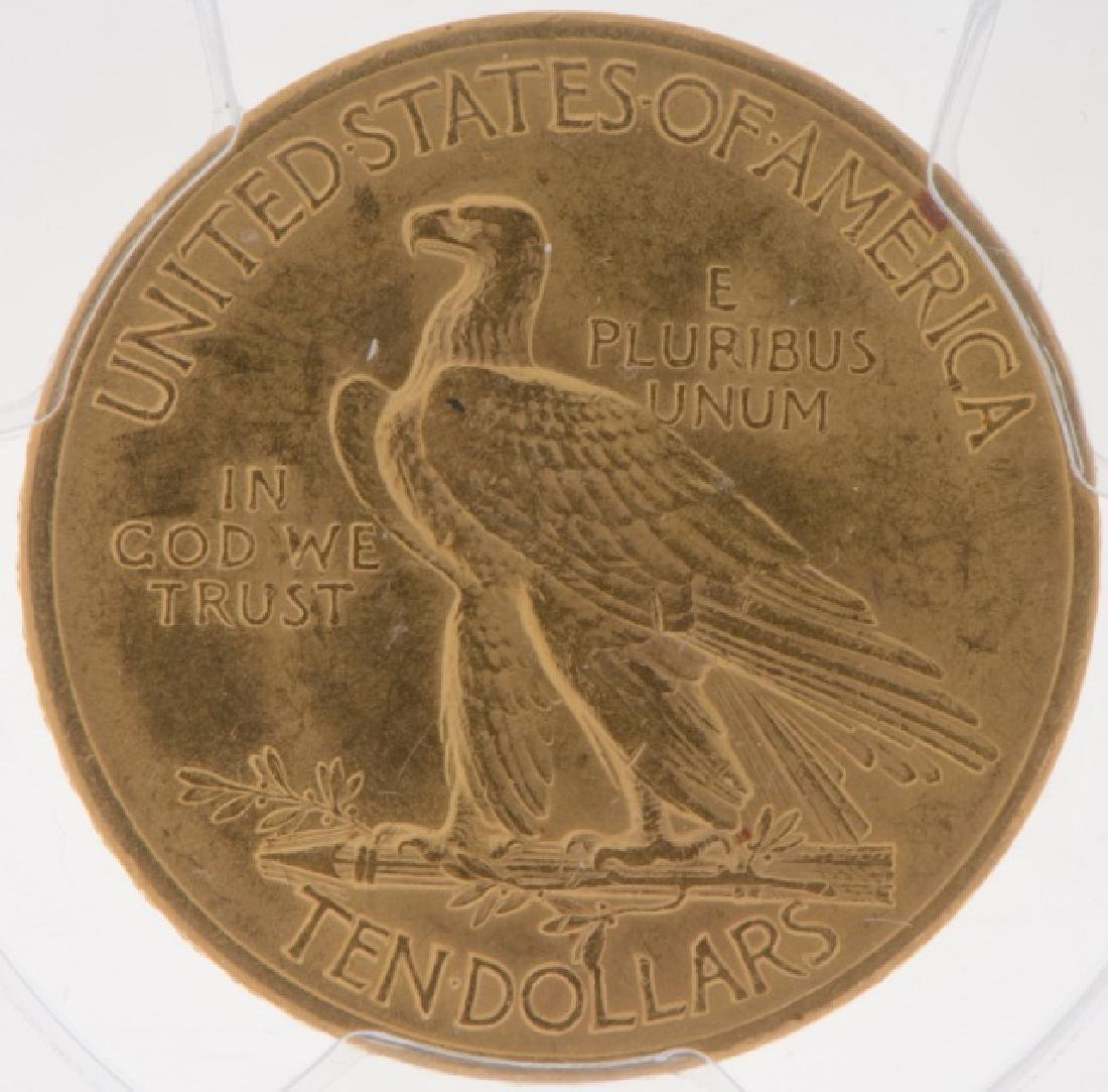 1932 Indian Head $10 Gold Eagle Coin PCGS MS-62 - 2