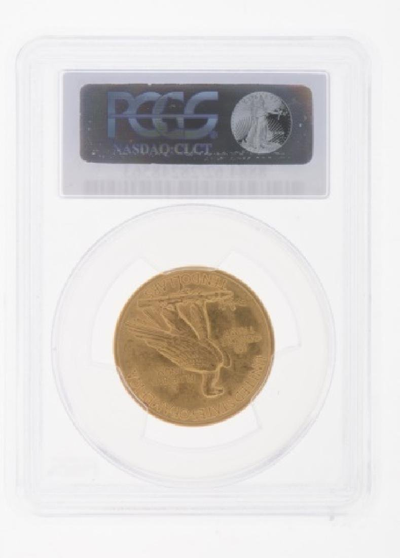 1932 Indian Head $10 Gold Eagle Coin PCGS MS-62 - 4