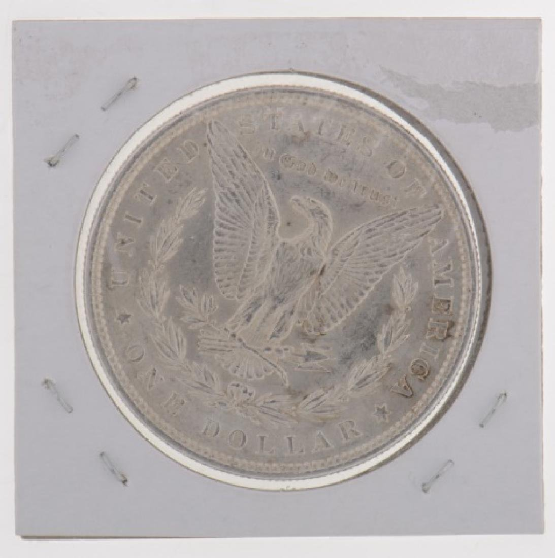 1883 Morgan Silver Dollar - 2