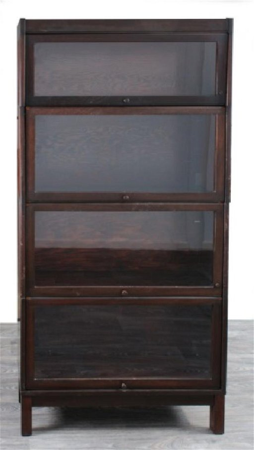 Lundstrom Barrister Sectional Bookcase