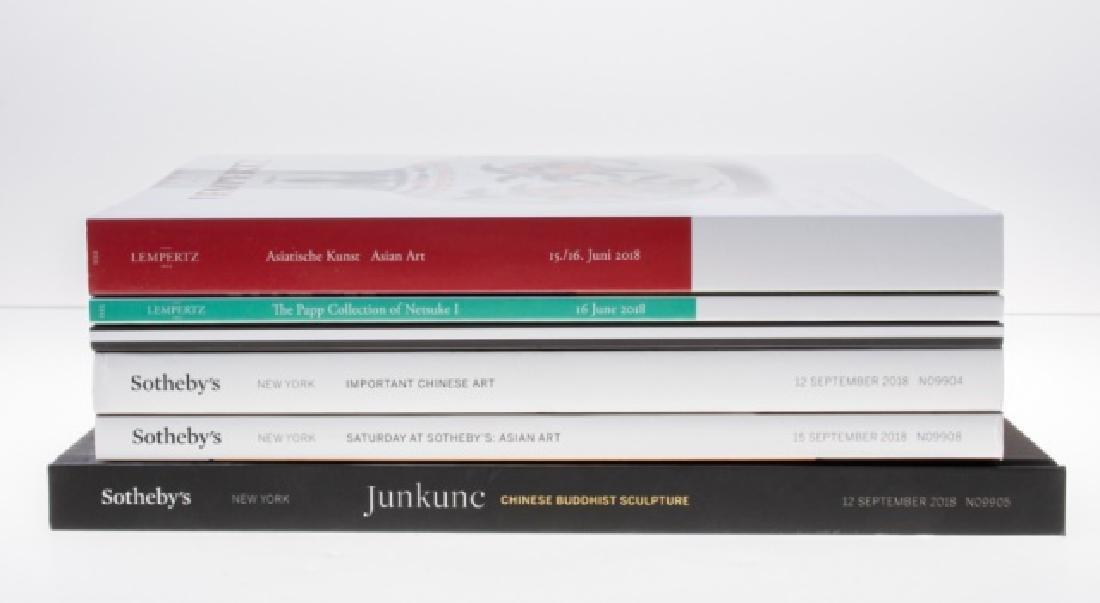 Sotheby's & Lempertz Auction Catalogs