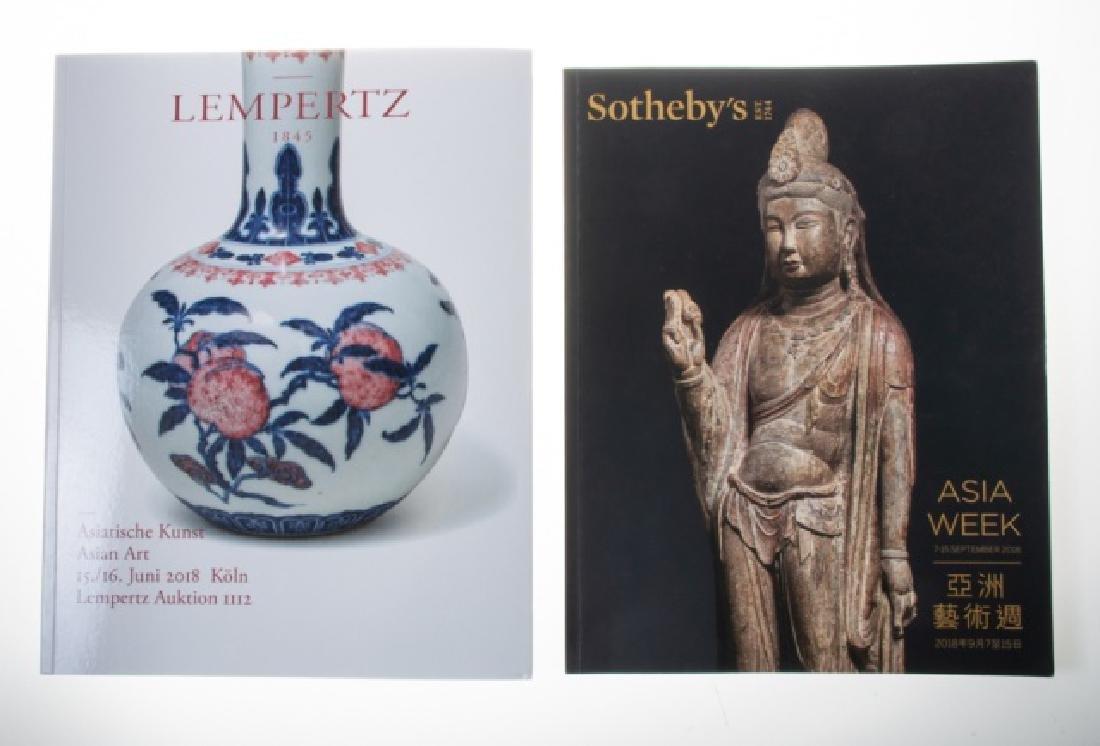Sotheby's & Lempertz Auction Catalogs - 2