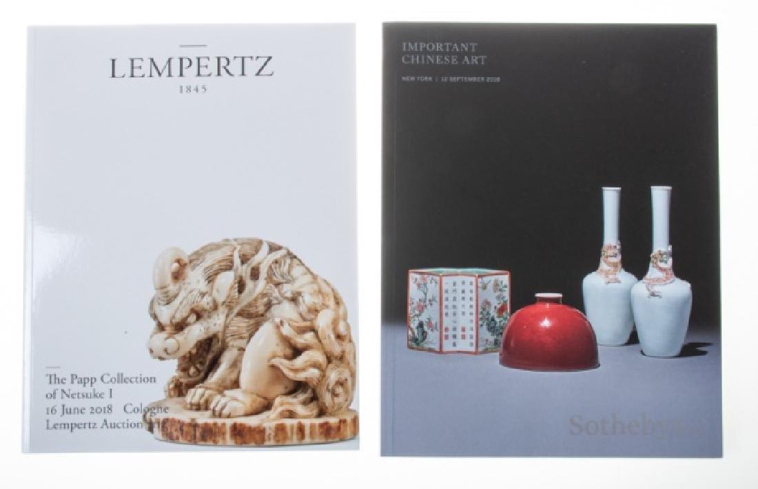 Sotheby's & Lempertz Auction Catalogs - 3