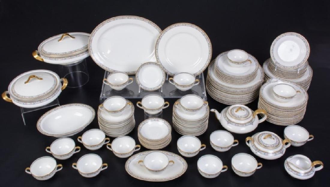Theodore Haviland Limoges Partial Dinner Service