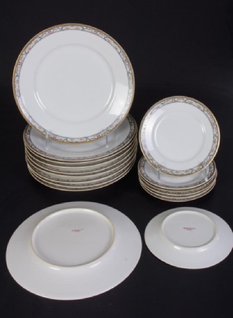 Theodore Haviland Limoges Partial Dinner Service - 4