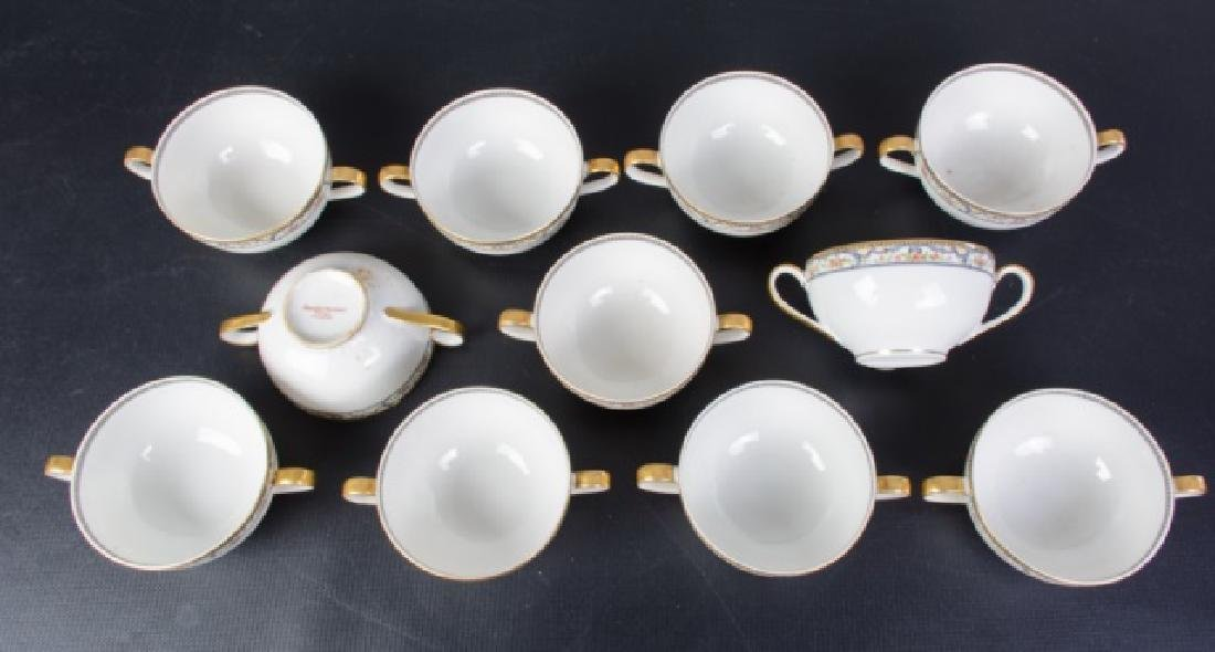 Theodore Haviland Limoges Partial Dinner Service - 6