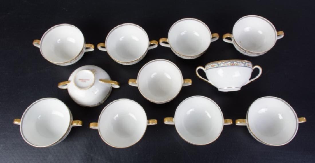 Theodore Haviland Limoges Partial Dinner Service - 7
