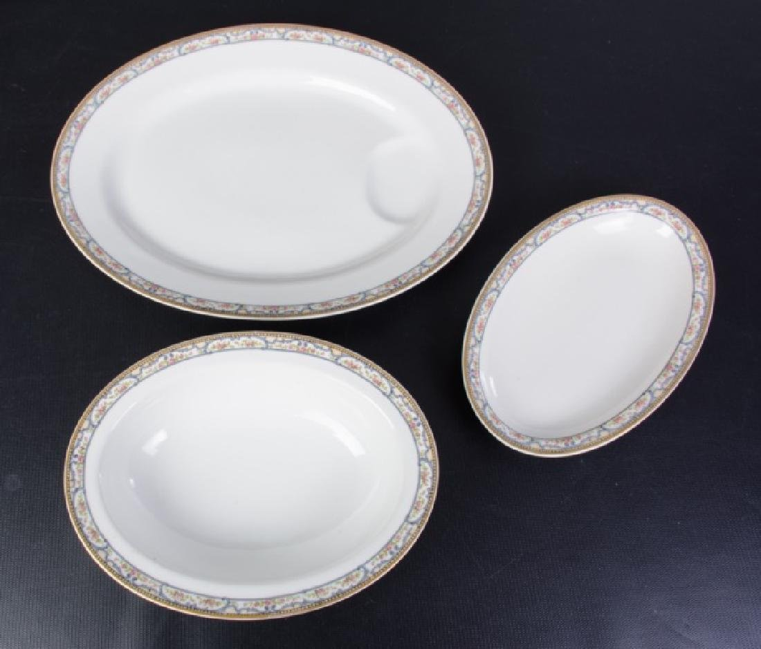 Theodore Haviland Limoges Partial Dinner Service - 9