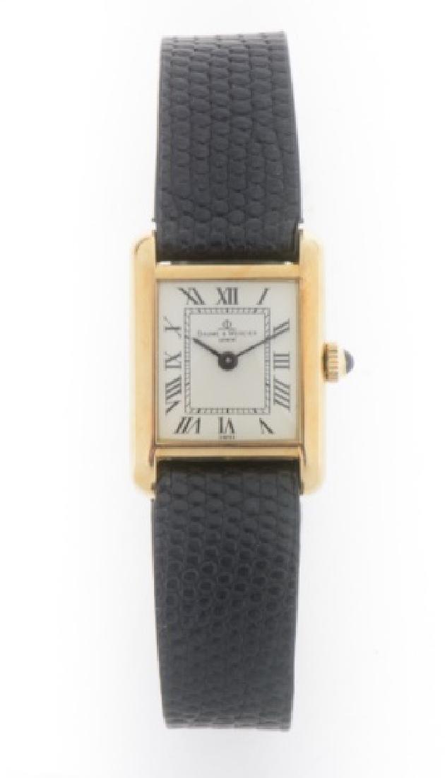 Baume & Mercier Gold Watch