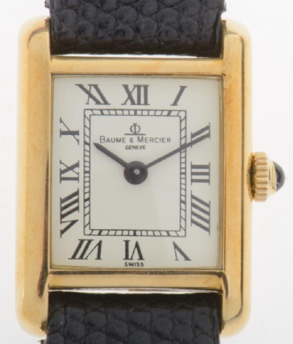 Baume & Mercier Gold Watch - 2