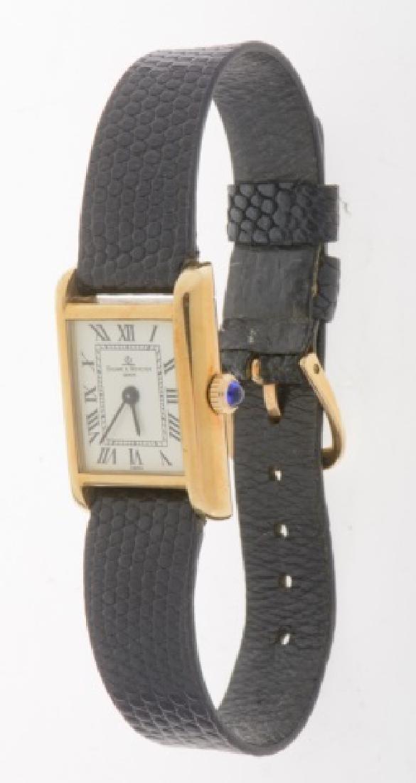 Baume & Mercier Gold Watch - 3