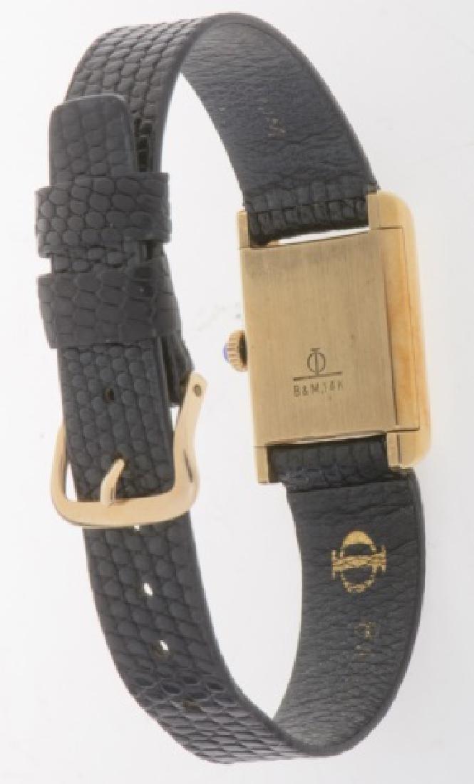 Baume & Mercier Gold Watch - 4