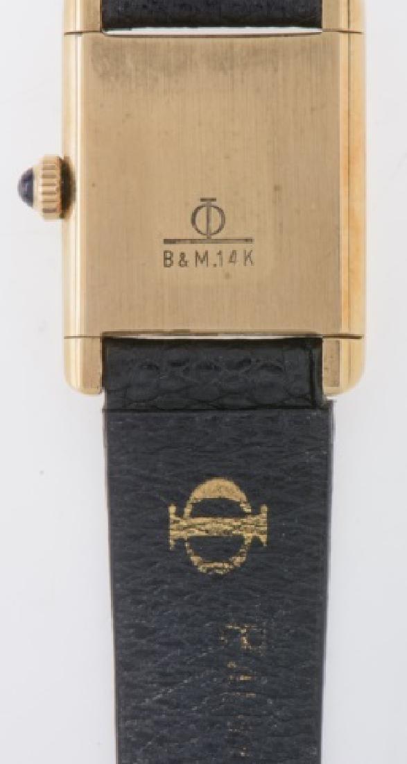 Baume & Mercier Gold Watch - 6