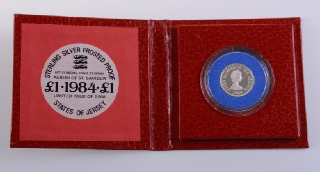 British & States of Jersey Coins - 2