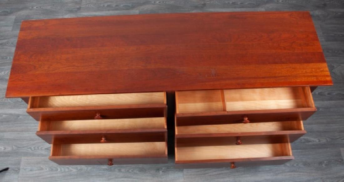 Ethan Allen Cherry American Impressions Dresser - 4