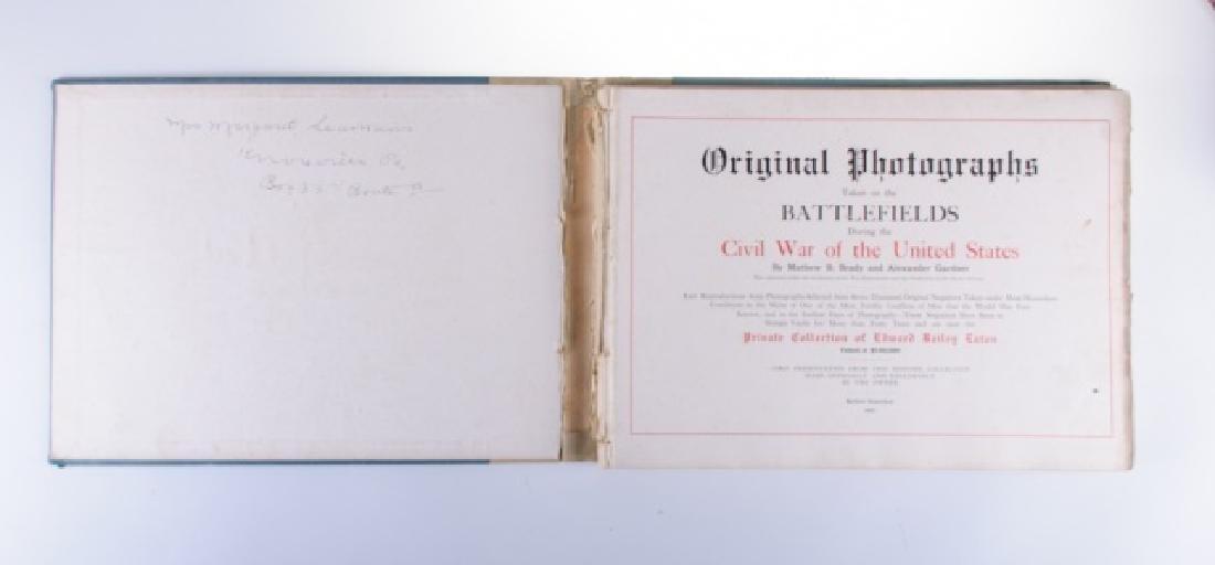 """""""War Photographs..Battlefields..Civil War..."""" 1907 - 2"""