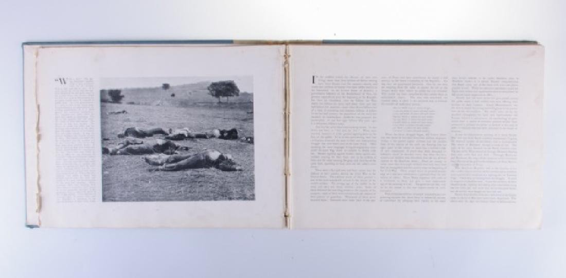 """""""War Photographs..Battlefields..Civil War..."""" 1907 - 3"""