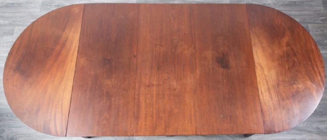Mahogany Banquet Table - 2