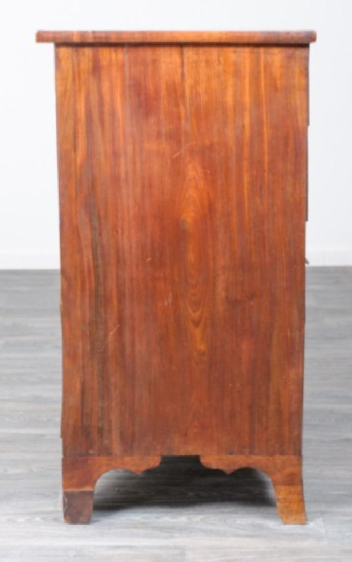 American Mahogany Chest of Drawers - 6