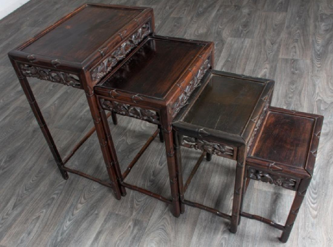 Chinese Nesting Tables - 4