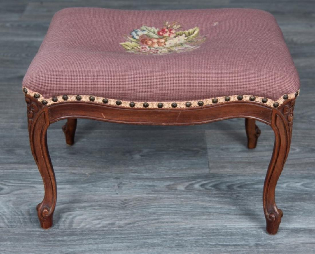 French Style Stool - 3