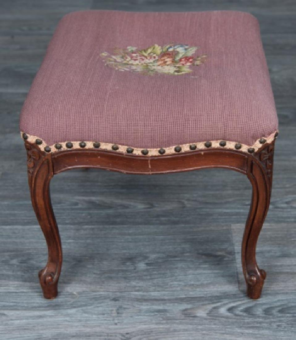 French Style Stool - 4
