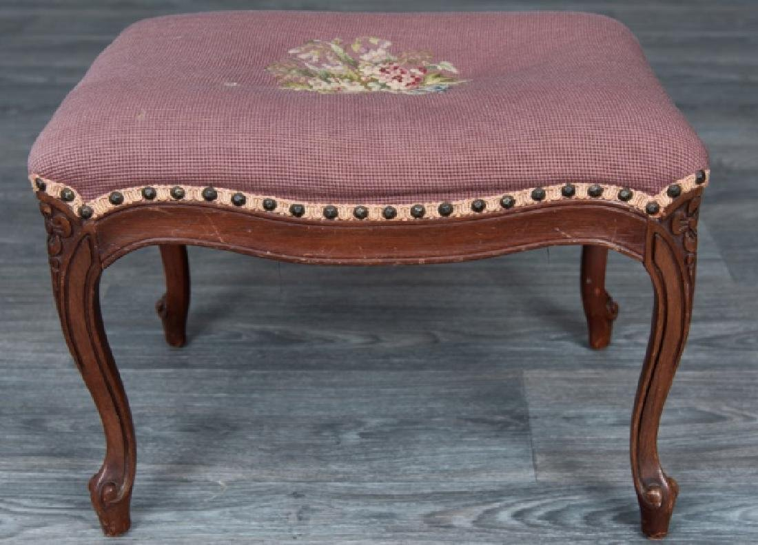 French Style Stool - 5